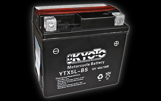 Batterie 12V 4ah Mini Quad Sport 110 - 125