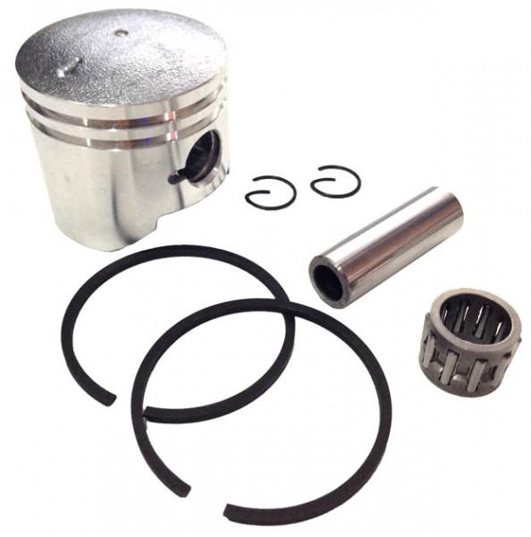 Kolben mit Ringen für Pocket Bike und Quad 50