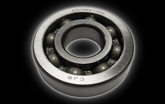 Ball bearing for engine 72x28x18