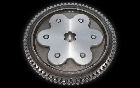 Kupplung Schwungrad Mini Quad Sport 110 - 125