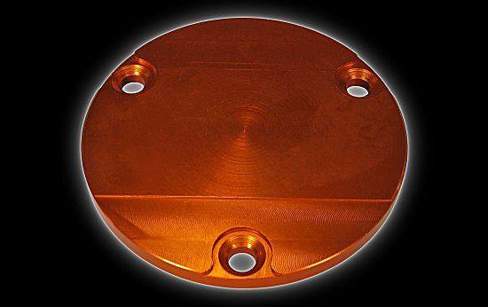 Deckel für Lichtmaschinen Gehäuse Bashan 200