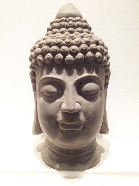 Buddha head 30