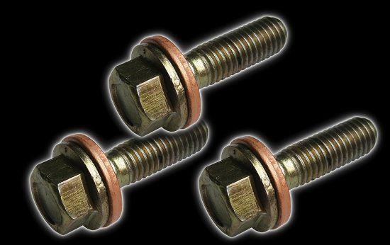 Zylinderkopf Schraube 3 Stück 36x20x8
