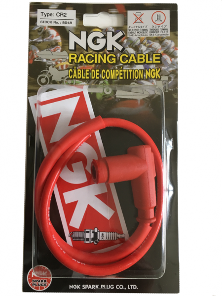 Zündkerzenstecker Racing cable 200 - 300