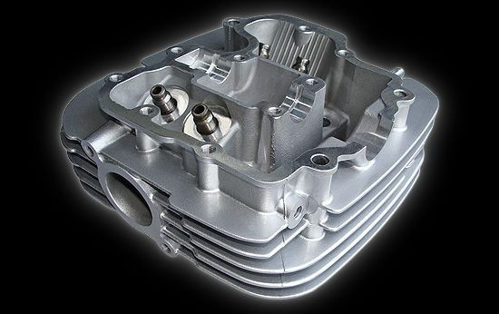 Zylinderkopf Shineray XY300 STE