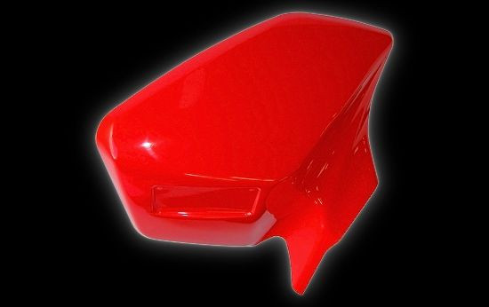 Front left fairing red Shineray XY300 STE