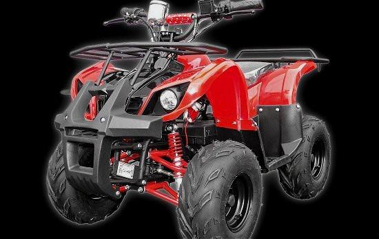 E-Hummer 800 Watt Mini Quad