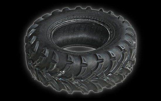 Reifen vorne Campell