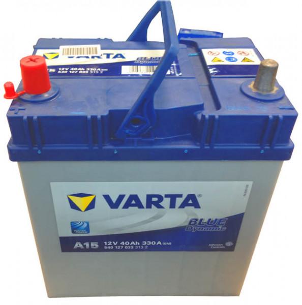 Varta 40ah Batterie für Campell 650