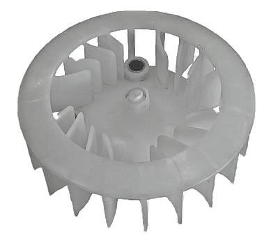 Turbinenrad Solana 50