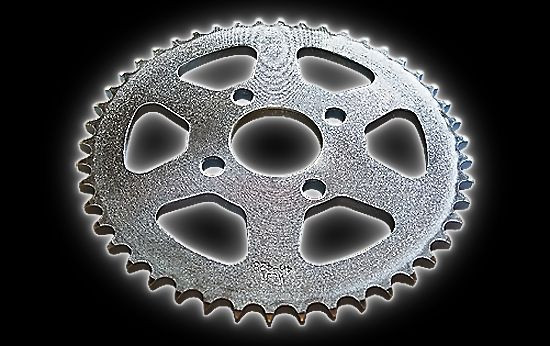 Sprocket Shineray 250 STIXE