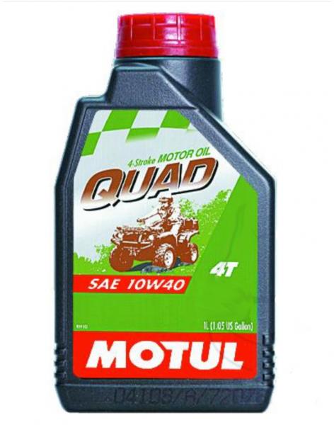 Motul Motoröl 10W-40 4T Technosynthese für ATV Buggy Quad