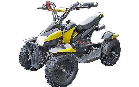 Racing Pocket Quad 50