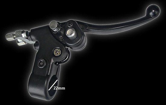 Brake lever right Pocket Bike and Quad 50