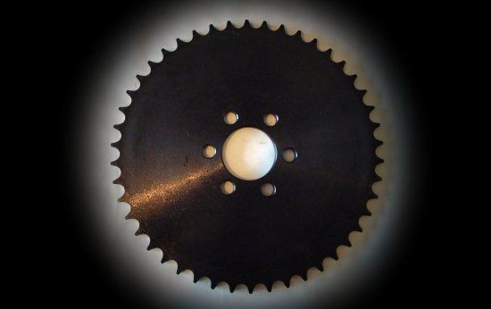 Sprocket Shineray 200