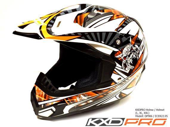 KXD PRO Helme