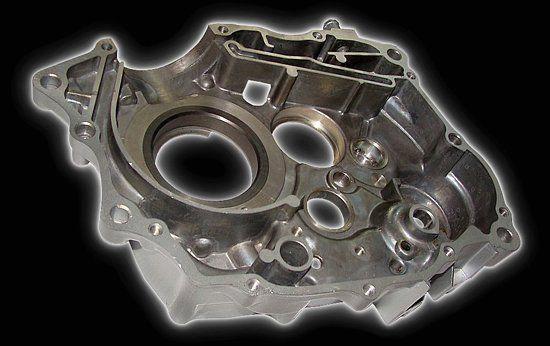 Motor Gehäuse rechts Shineray 200
