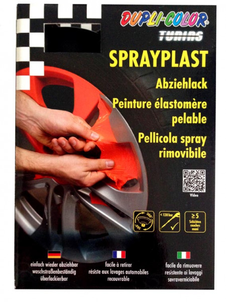Dupli Color Sprayplast Peelable Paint