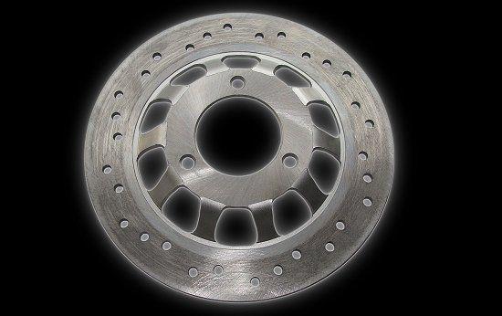 Front brake disc Jonway 125