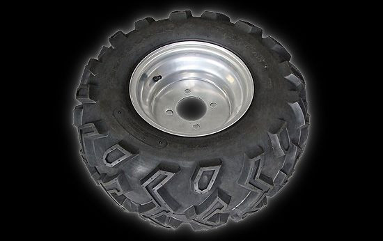Tyre on rim hl 22 X 11.0-10 Shineray XY300 STE