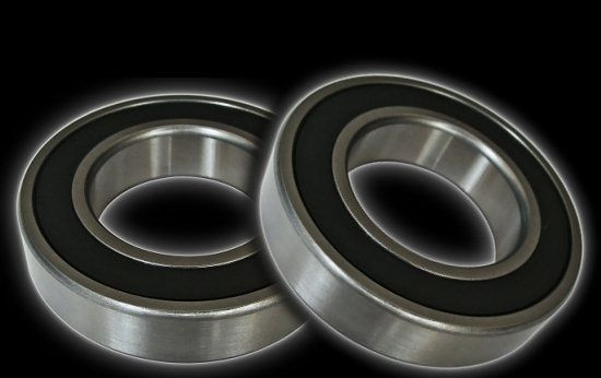 Ball bearing 2 pieces for rear axle 62x35x14