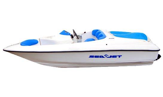 Hison Jet Boat