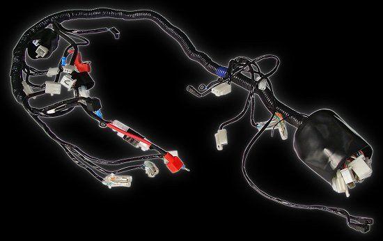 Wire harness Shineray 250 STIXE ST-9E