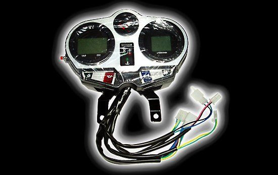 Speedometer digital Campell 650