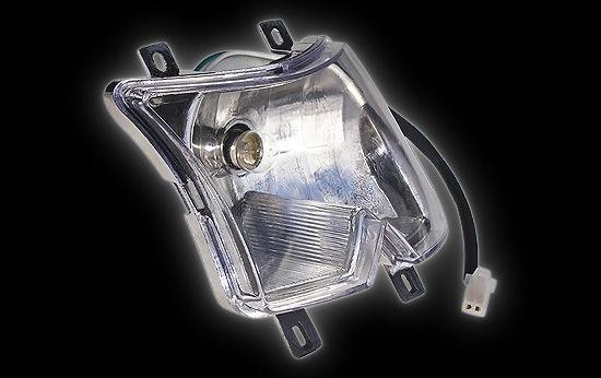 Headlights Racing Pocket Quad 50