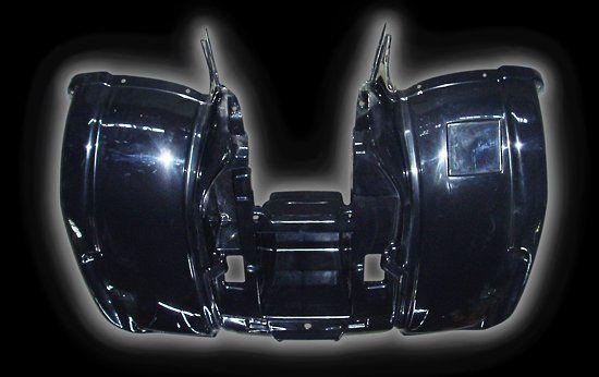 Rear fairing Campell 650