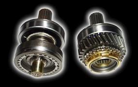 Getriebe Triebrad Campell 650
