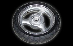 Reifen Alu Felge hinten 130-60-13 Jonway 125