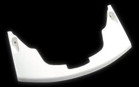 Bügel Verkleidung Eckig schwarz Jonway 125