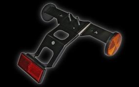 Reflektoren mit Halterung Jonway 125