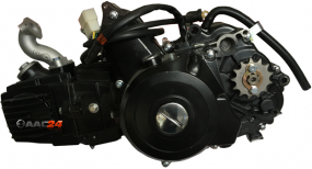 Motor mit Rückwärtsgang Mini Quad 110 - 125