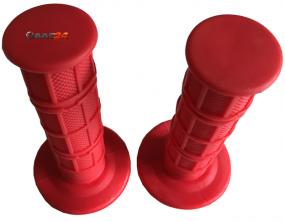 Handgriff Set rot Mini Quad Sport 110 - 125