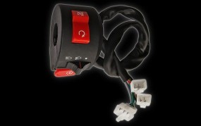 Schaltergarnitur links Mini Quad Sport 110 - 125