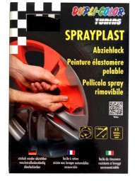Dupli Color Sprayplast Abziehlack