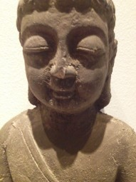 Buddha Kopf lieb