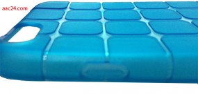 iPhone 6 + 6S Handy Hülle blau