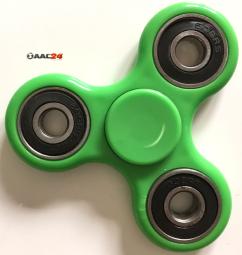 Fidget Spinner Toy grün